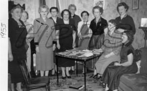 I.O.D.E. 1955 WM
